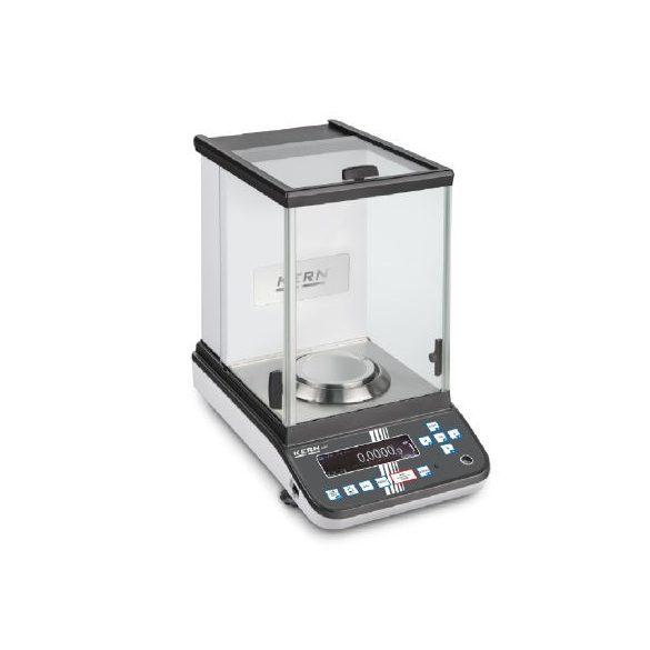 KERN ABP 200-5DM hitelesített prémium analitikai labormérleg