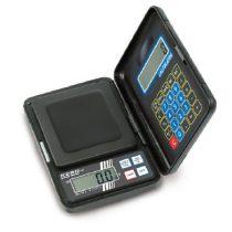 KERN CM 150-1N zsebmérleg számológéppel