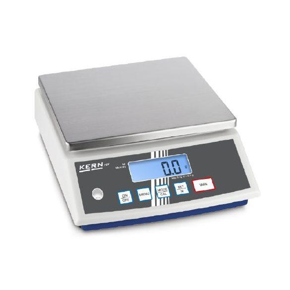 KERN FCF 3K-4 asztali mérleg