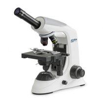 KERN OBE 121 Monokuláris biológiai mikroszkóp 40x/100x/400x