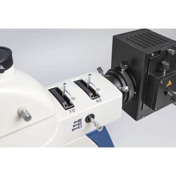 KERN OBN 141 Trinokuláris fluoreszcencia mikroszkóp 40x/100x/200x/400x/1000x