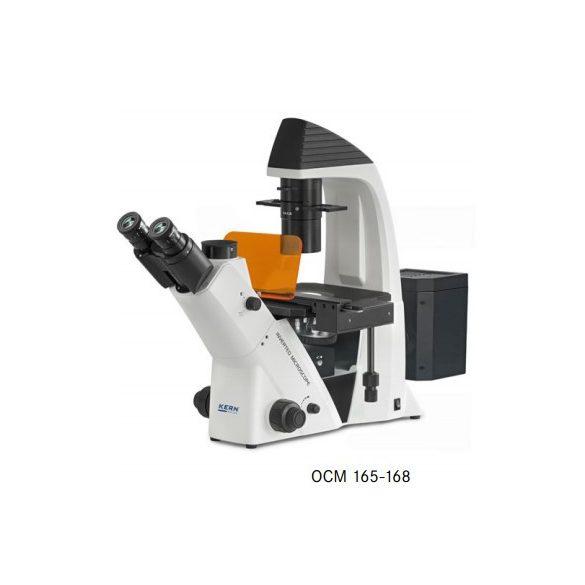 KERN OCM 166 Inverz biológiai fluoreszcens mikroszkóp