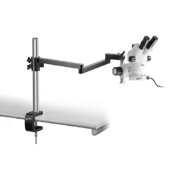 KERN OZM 952 Binokuláris állványos sztereo zoom mikroszkóp 7x-45x