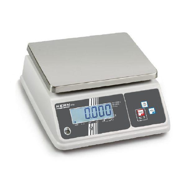 KERN WTB 30K-3N élelmiszeripari asztali mérleg