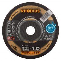 RHODIUS XT 10 vékony vágótárcsa 105 mm  - 50 db/csomag