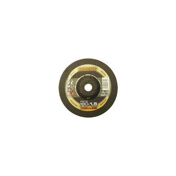 RHODIUS XT 10 vékony vágótárcsa 180 mm