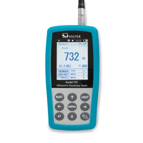 SAUTER HO K ultrahangos fém keménységmérő