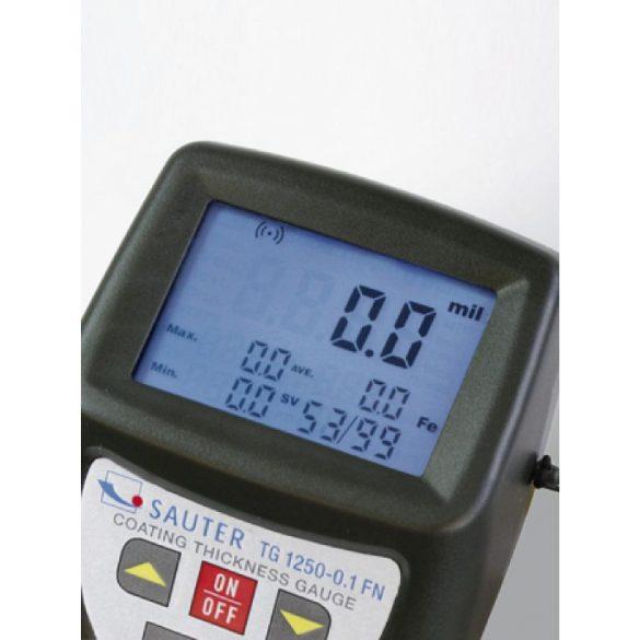 SAUTER TG 1250-0.1FN Rétegvastagság mérő