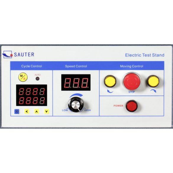 SAUTER THM 500N500N motorizált erőmérő állvány