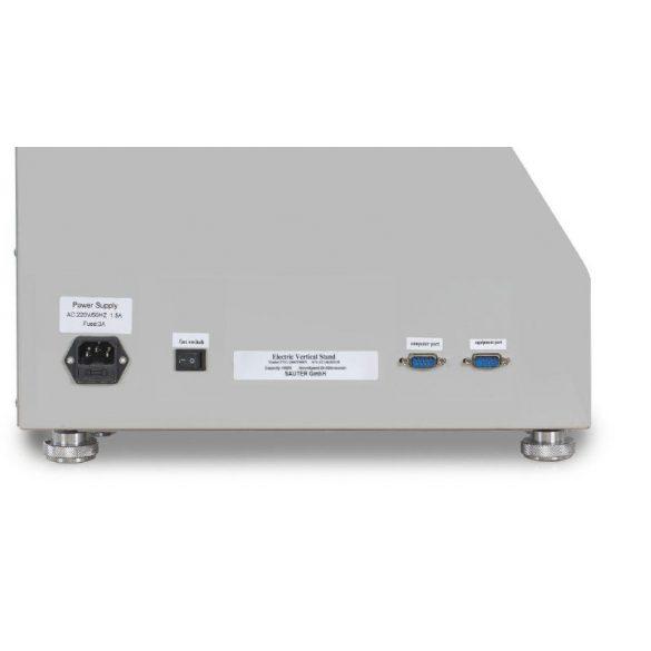 SAUTER TVO 1000N500S prémium motoros erőmérő állvány